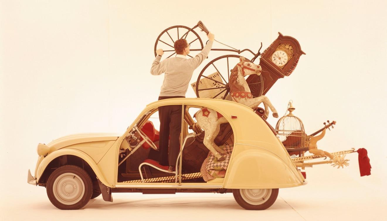 Реклама и маркетинг – История бренда Citroën