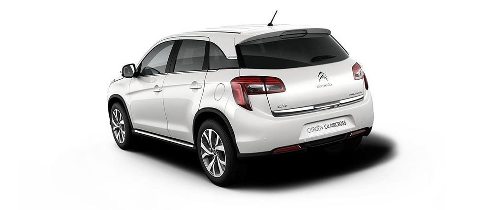Citroën C4 Aircross Blanc Nacre