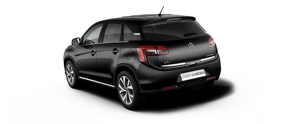 Citroën C4 Aircross Noir Nacre