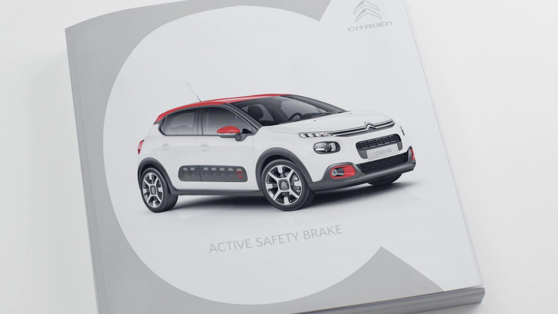 Citroen C3 Tutorial Video - Active Safety Brake