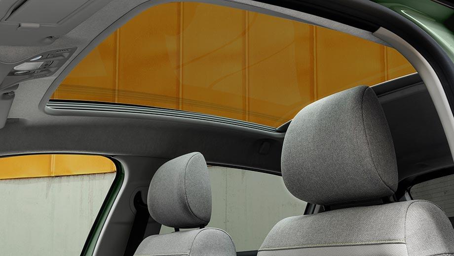 Citroën C3 Panoramic Glass Roof