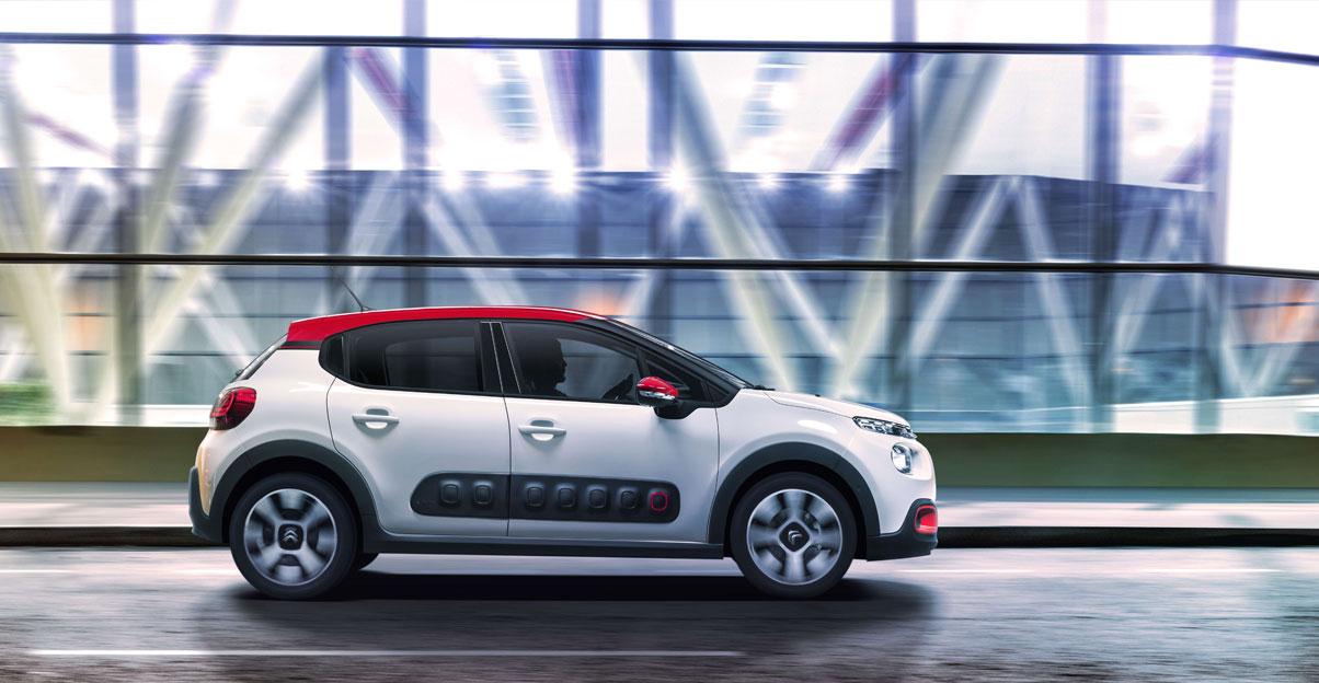 Discover the Citroën C3 Hatch
