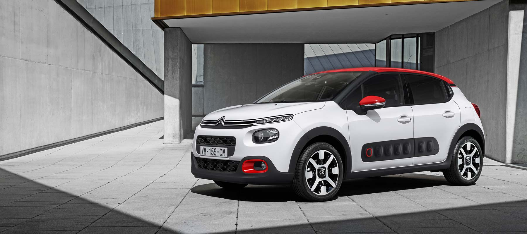 Citroën C3 New Car Showroom