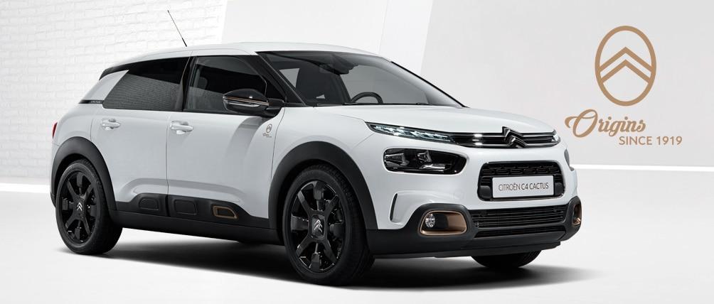 Citroën C4 Cactus Origins Collector's Edition