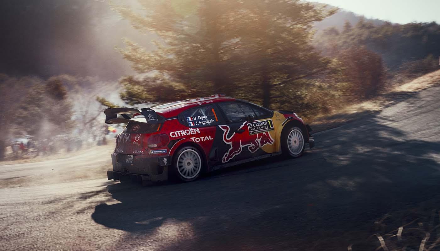 FIA WRC World Rally Championship