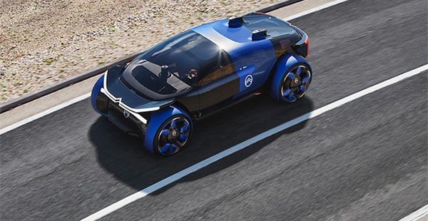 Citroën 19_19 Concept Car