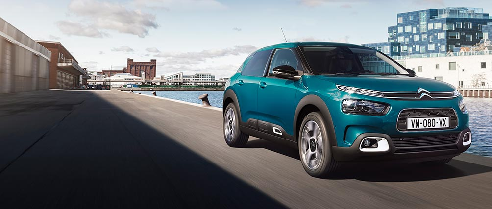 Citroen C4 Cactus Hatch Coming Soon
