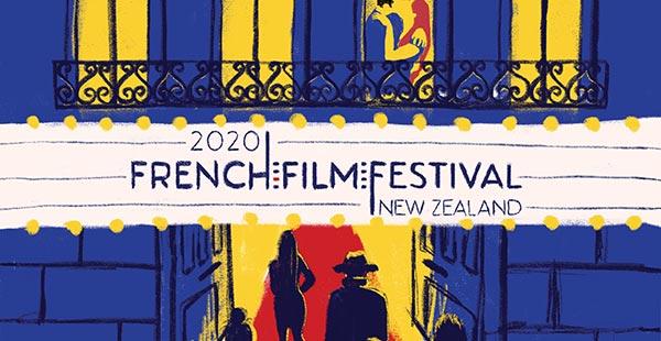 Citroën Proud Sponsor of the 2020 French Film Festival NZ