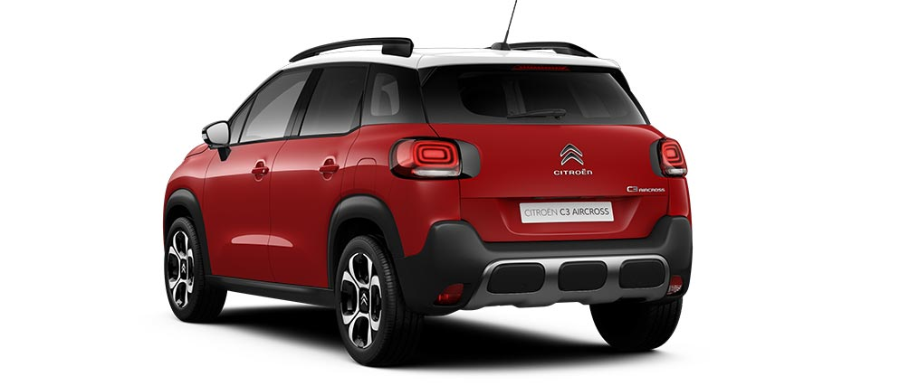 Citroen C3 Aircross SUV Passion Red