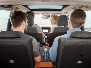 Салон Citroen C3 Aircross SUV