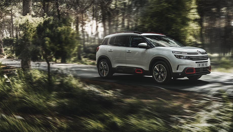 Citroen C5 Aircross SUV Performance