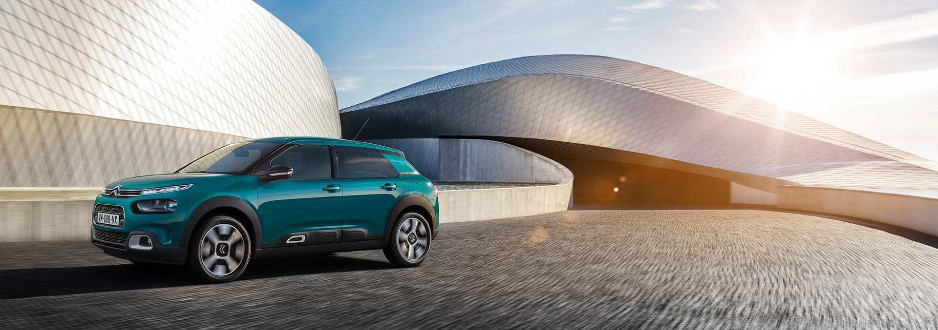 Citroen C4 Cactus Photo Gallery