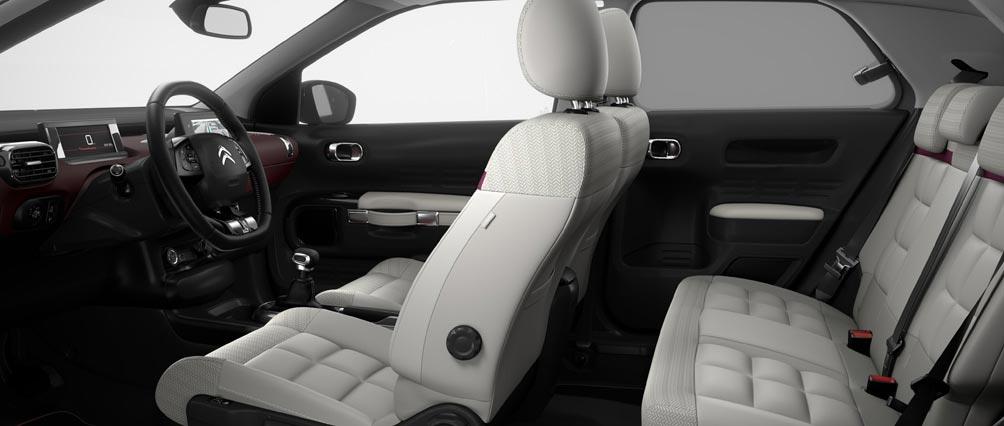 Citroën C4 Cactus Interior Comfort