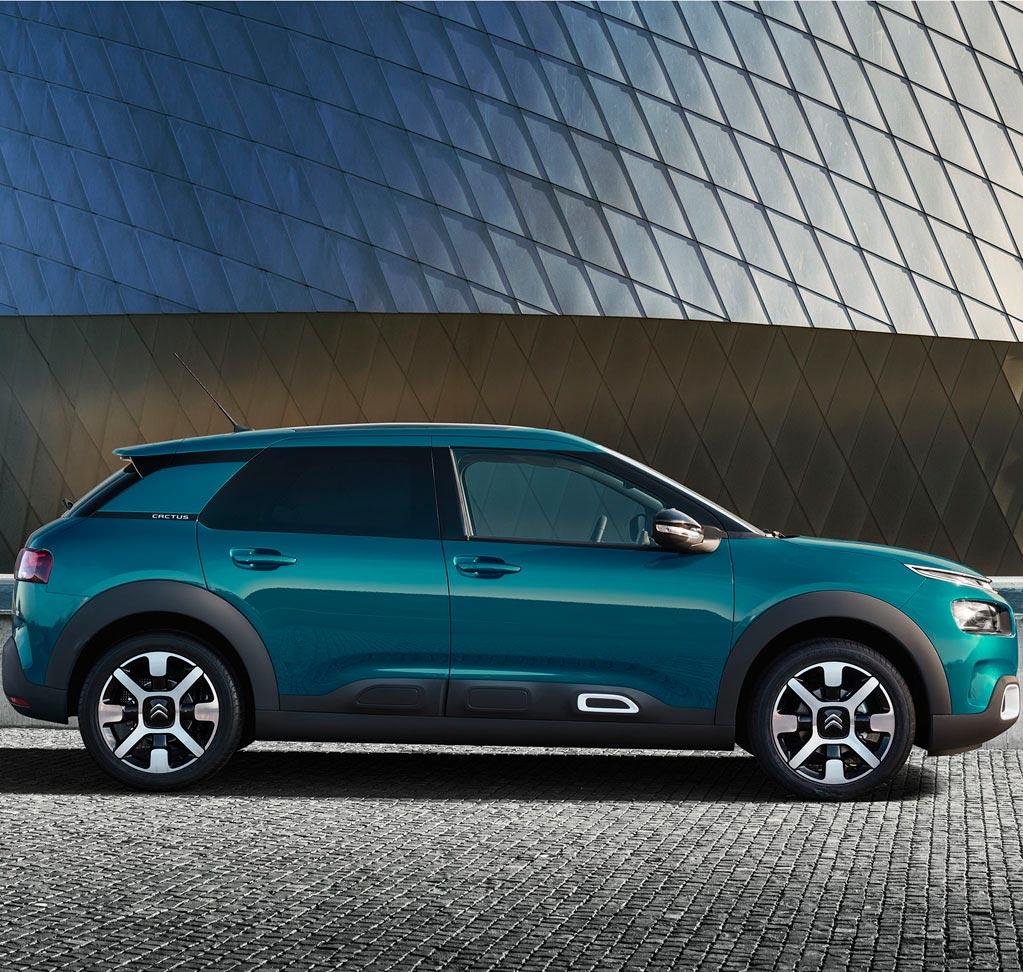 Citroën C4 Cactus Hatch New Car Showroom
