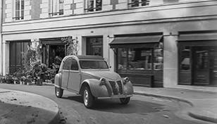 Специальная серия Citroën Origins – 2CV