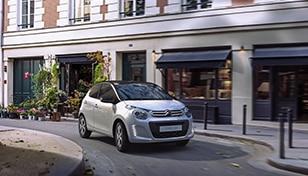 Специальная серия Citroën Origins