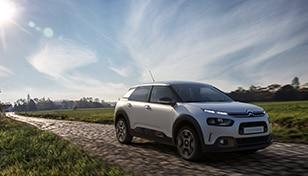 Специальная серия Citroën Origins – C4 Cactus