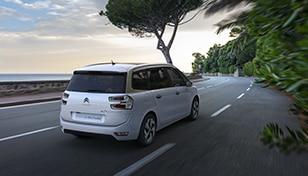Специальная серия Citroën Origins – C4 SpaceTourer