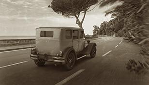 Специальная серия Citroën Origins – C4F