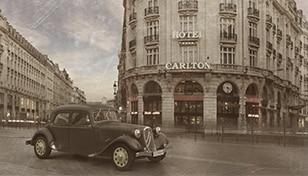Специальная серия Citroën Origins – Traction Avant