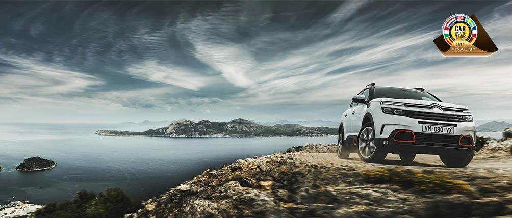 All-New Citroen C5 Aircross SUV Coming Soon
