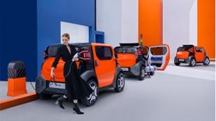 Концепт Citroën Ami One - 100% электрический