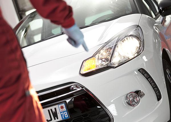 Citroën Assured Service Plan