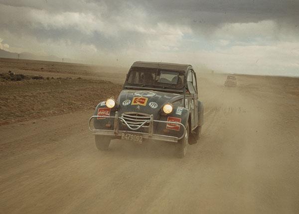 Ралли-рейды Citroën