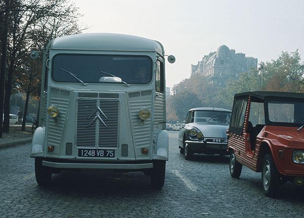 Фургоны Citroën