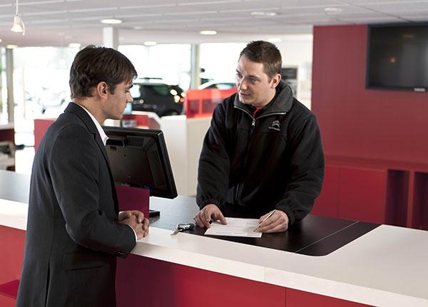 Citroën Customer Service