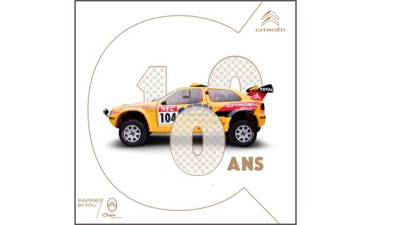 Citroën Racing Centenary Catalogue
