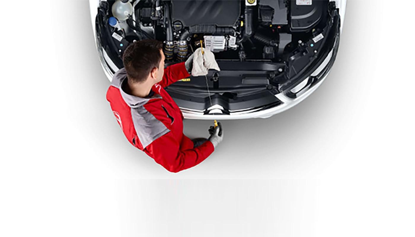 Citroën Servicing and Maintenance