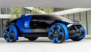 Citroën 19_19 Concept - Автономный режим вождения