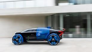 Citroën 19_19 Concept Car - 800km of Autonomy