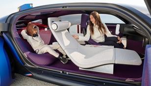 Citroën 19_19 Concept - Лаунж-зона на колесах