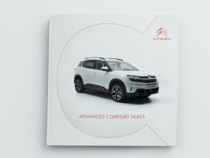 Citroën C5 Aircross SUV - Сиденья Advanced Comfort