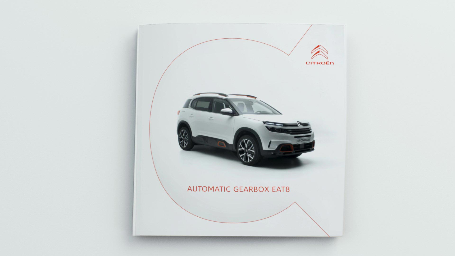 Citroën C5 Aircross – автоматическая коробка передач EAT8 (АКПП)