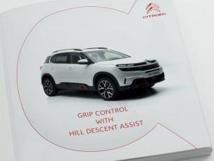 Citroën C5 Aircross - система Grip Control