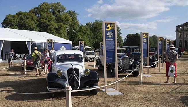 Citroën Centenary Collectors Gathering