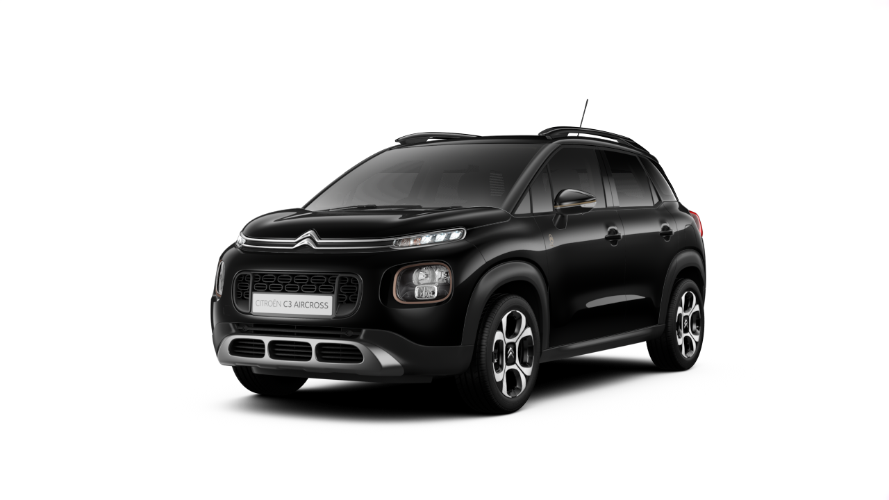 Citroën C3 Aircross SUV Origins Collector's Edition Nera Black
