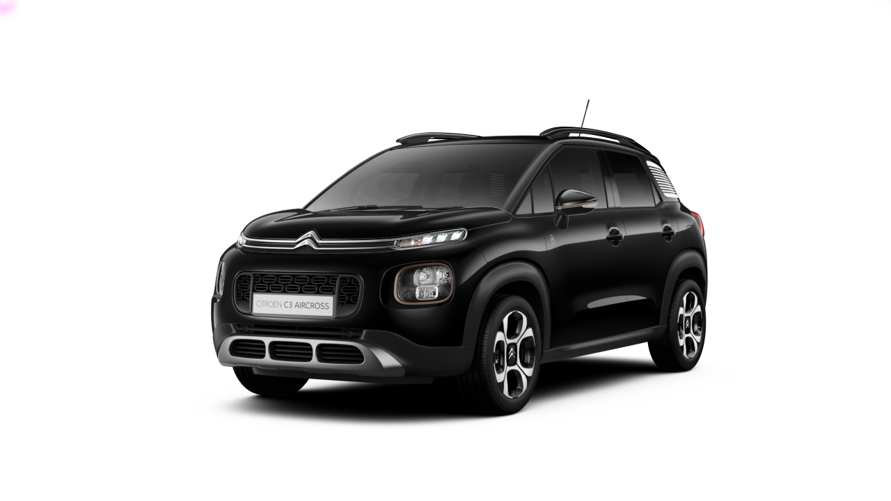 Citroën C3 Aircross SUV Origins Collector's Edition Nera Black