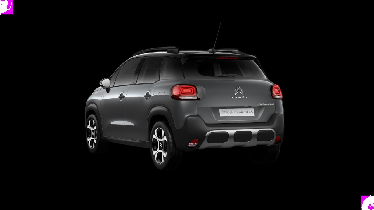 Citroën C3 Aircross SUV Origins Collector's Edition Nimbus Grey