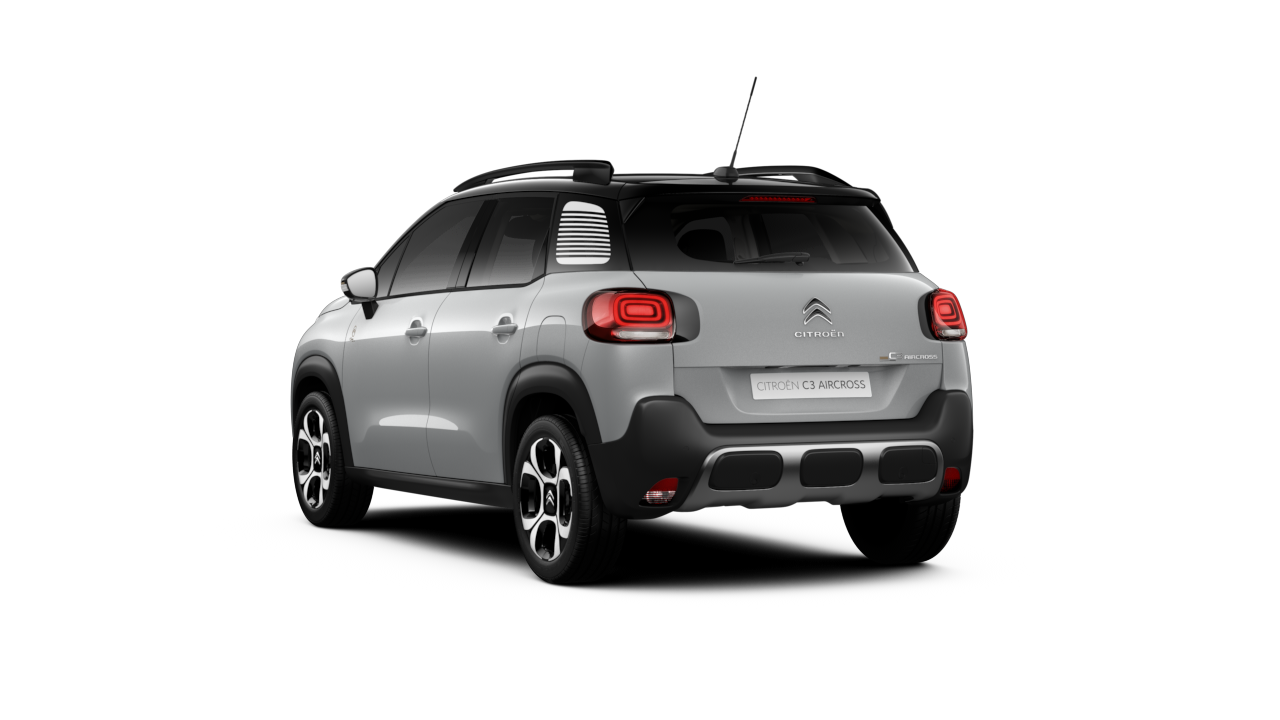 Citroën C3 Aircross SUV Origins Collector's Edition Cosmic Silver