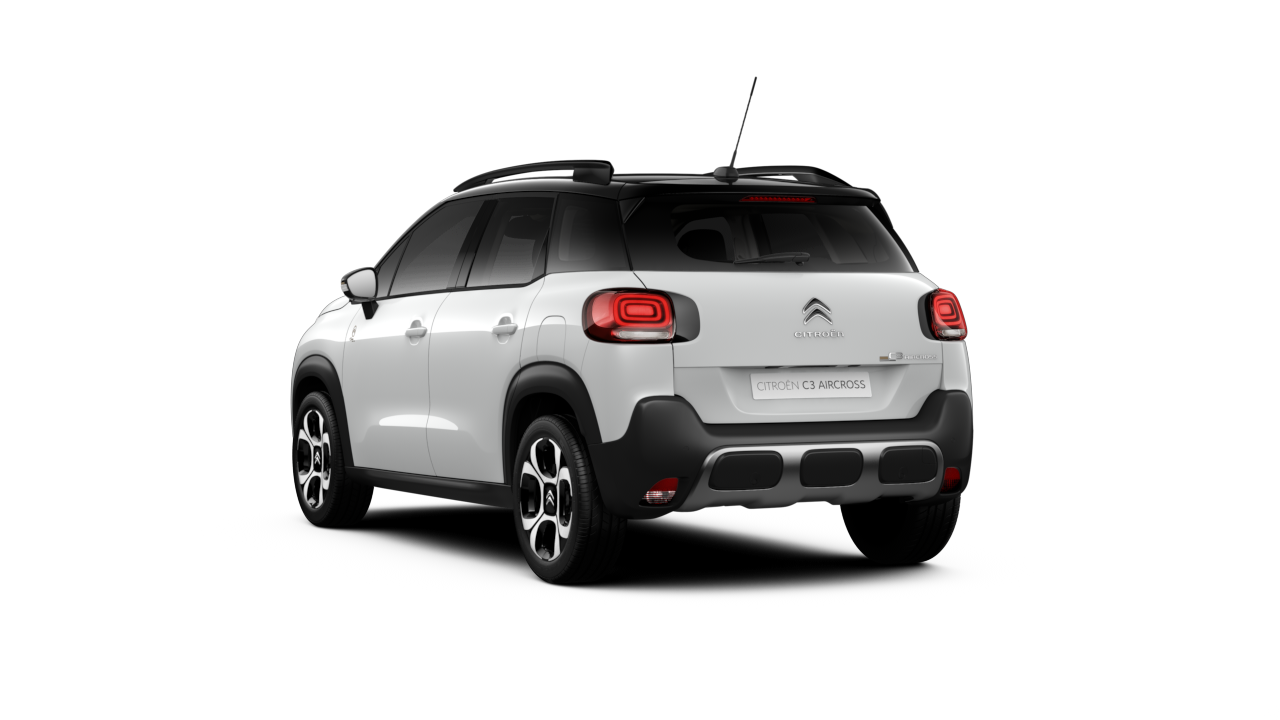 Citroën C3 Aircross SUV Origins Collector's Edition Natural White