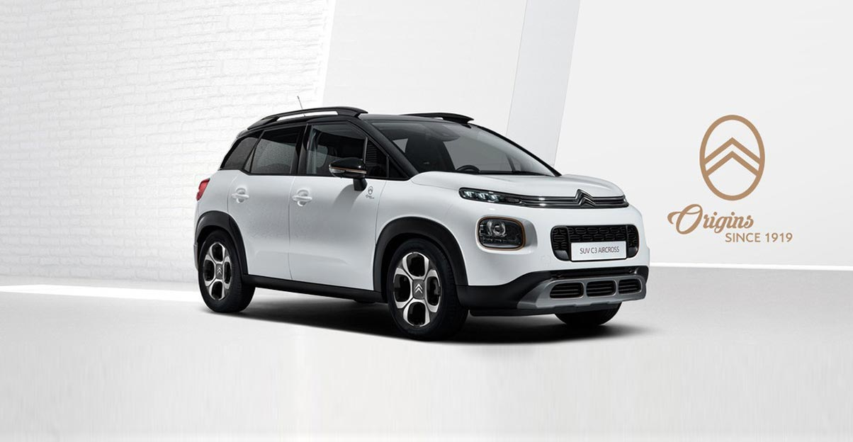 Citroën C3 Aircross SUV Origins Collector's Edition