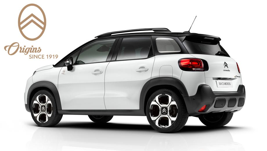 Citroën C3 Aircross SUV Origins Collector's Edition Design
