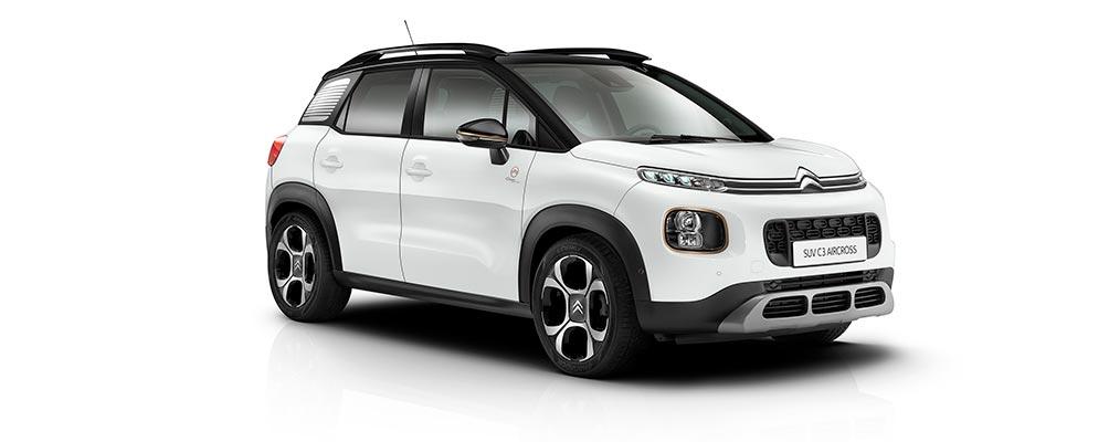 Citroën C3 Aircross SUV Origins Collector's Edition