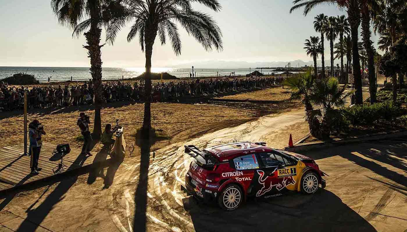 Rally Spain 2019 | Citroën C3 WRC