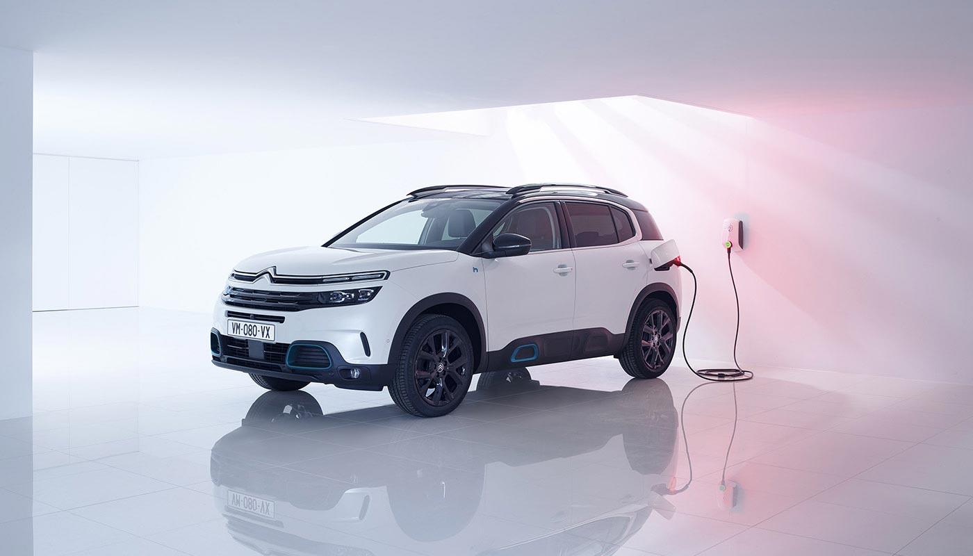 Reveal: New Citroën C5 Aircross SUV Hybrid