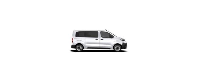 Пассажирские микроавтобусы Ситроен Джампи